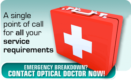 Whatever your needs call Optical Doctor Now!